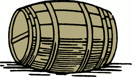 Iron Tavern Barrel