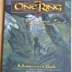 Cover of the Adventurer's Book.