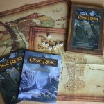 The One Ring slipcover contents.