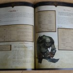 Trolls. Inside the Loremaster's Book.
