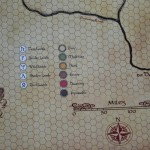 Loremaster's Map Key.