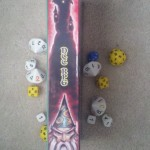 Spine, plus Funky Dice