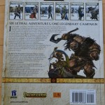 Rise of the Runelords Back Cover