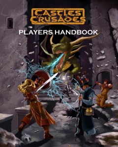 Castles and Crusades Players Handbook Cover
