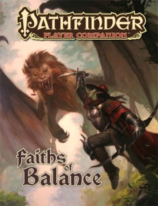 Faiths of Balance Cover
