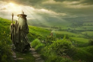 The Hobbit Gandalf