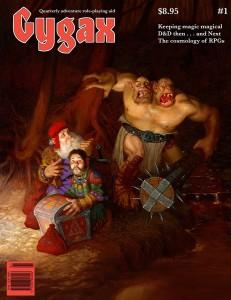 Gygax Magazine Cover #1