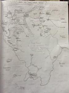 World Sketch