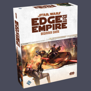 Star Wars Edge of the Empire Beginnger Box