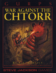Cover War Against Chtorr