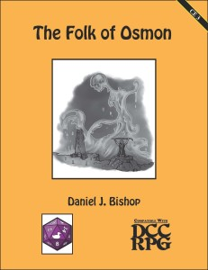 The Folk of Osmon Cover
