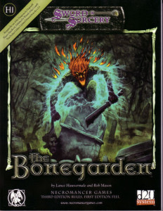 The Bonegarden Cover