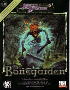 The Bonegarden Cover