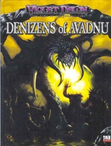 Denizens of Avadnu cover