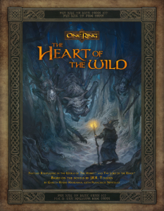 The Heart of the Wild cover