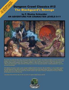 The Blackguard's Revenge