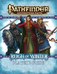 Reign of Winter Player's Guide