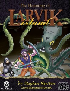 The Haunting of Larvik Cover