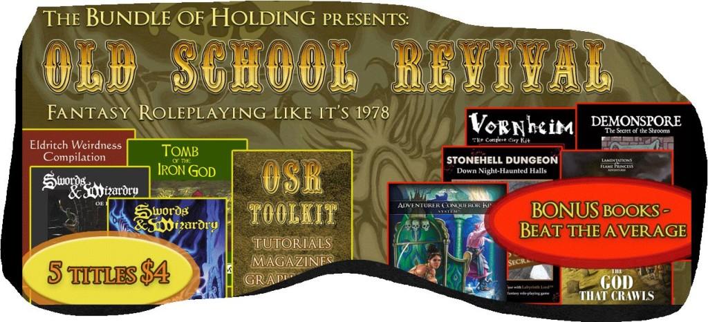 Bundle of Holding OSR Style