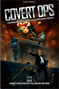 Covert Ops Rulebook Cover