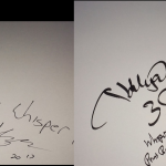 Signatures: Zach and Alyssa