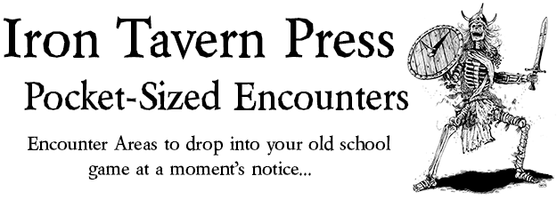 Iron Tavern Press