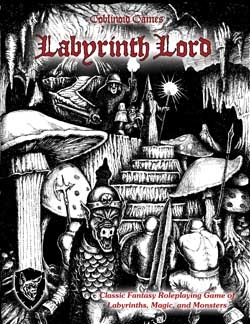 Labyrinth Lord Cover
