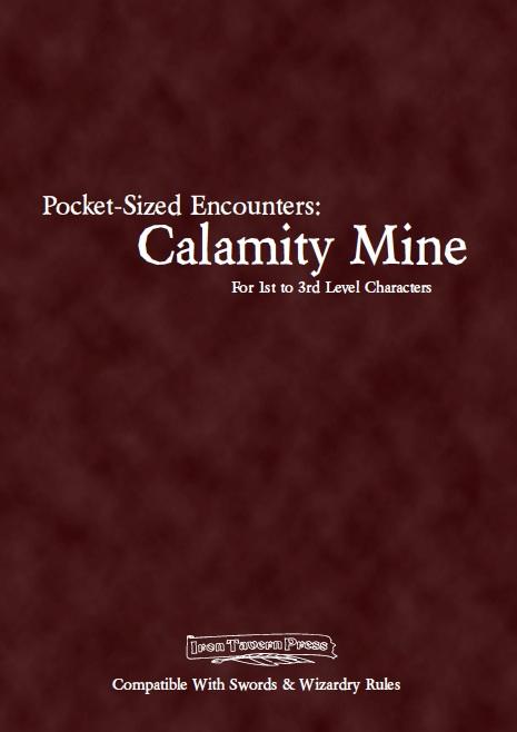 Calamity Mine Cover